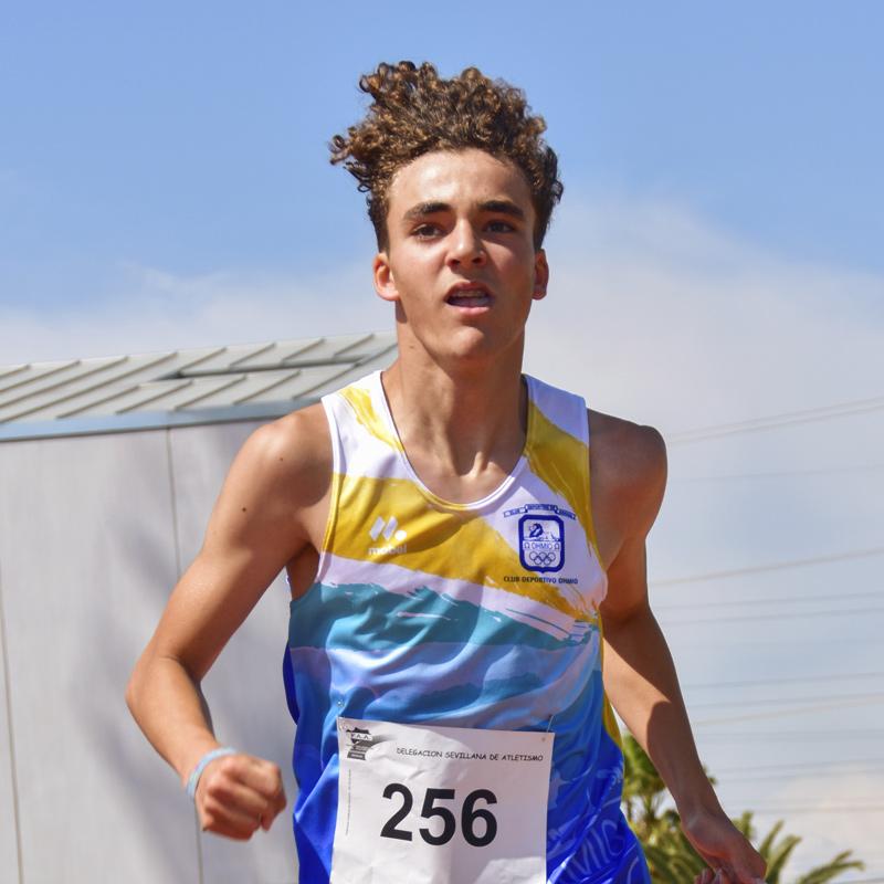 Promesas del Deporte Atletismo Juan Diego García