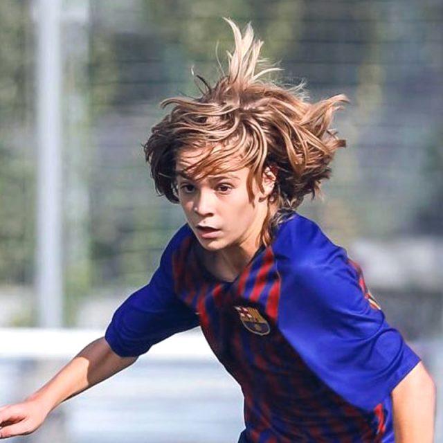 Promesas del Deporte Fútbol Cristóbal Muñoz