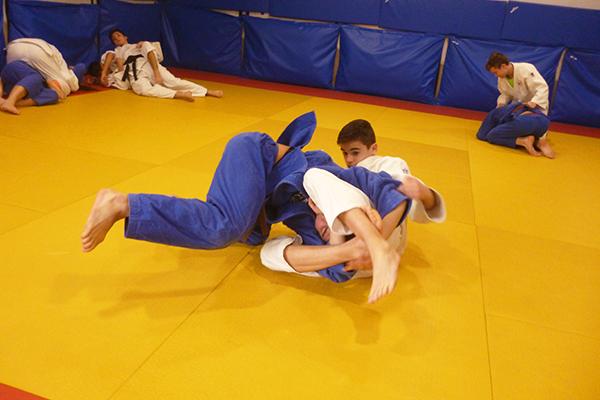 Promesas del Deporte Judo David Mier Méritos deportivos
